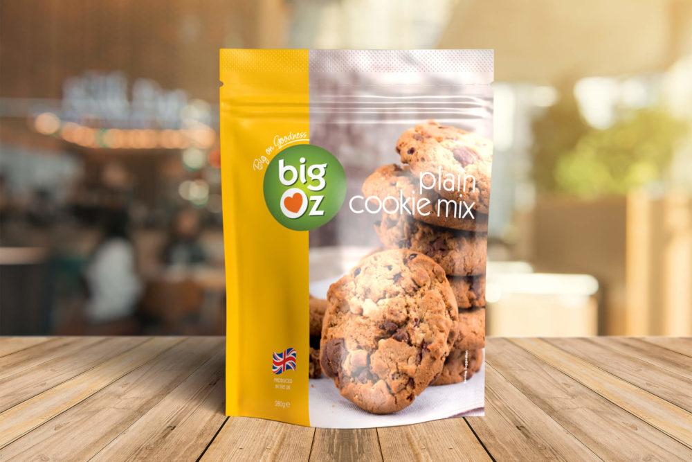 Plain Cookie Mix - Big Oz 2020
