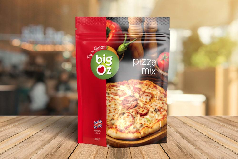 Pizza Mix - Big Oz 2020