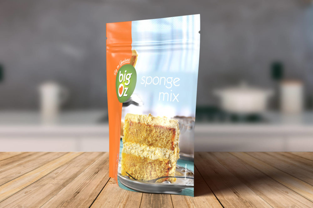 Sponge Mix - Big Oz 2020
